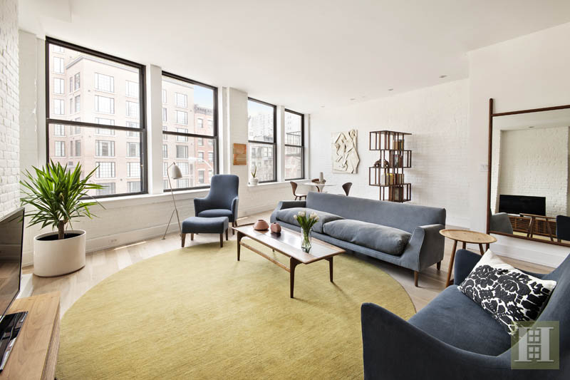 344 Bowery Street, Noho, NYC, 10012, $3,250,000, Sold Property, Halstead Real Estate, Photo 1