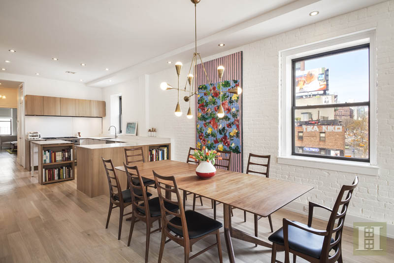 344 Bowery Street, Noho, NYC, 10012, $3,250,000, Sold Property, Halstead Real Estate, Photo 2